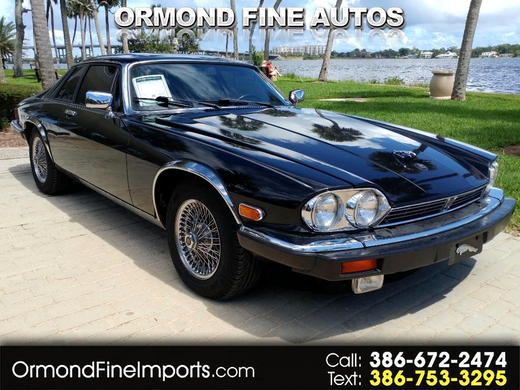 1990 Jaguar XJS Coupe
