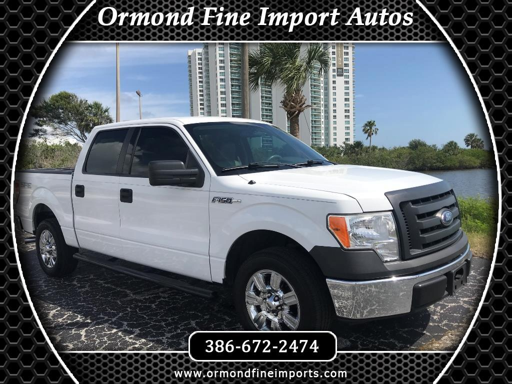 "2009 Ford F-150 2WD SuperCab 145"" XL"