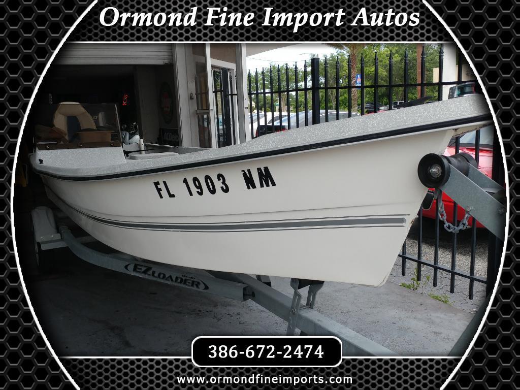2008 Boat Custom FLATS BOAT
