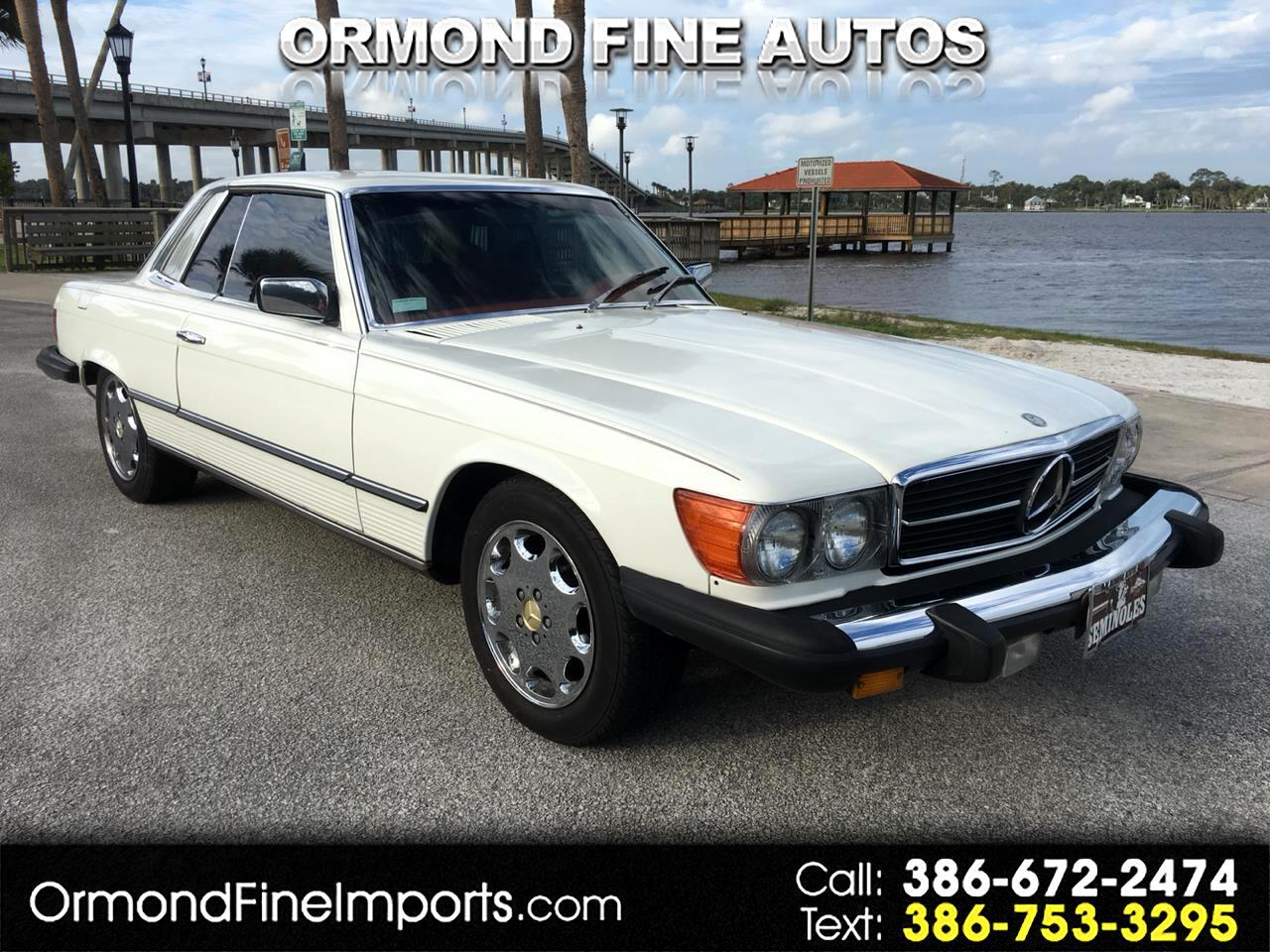 1979 Mercedes-Benz 450 SLC