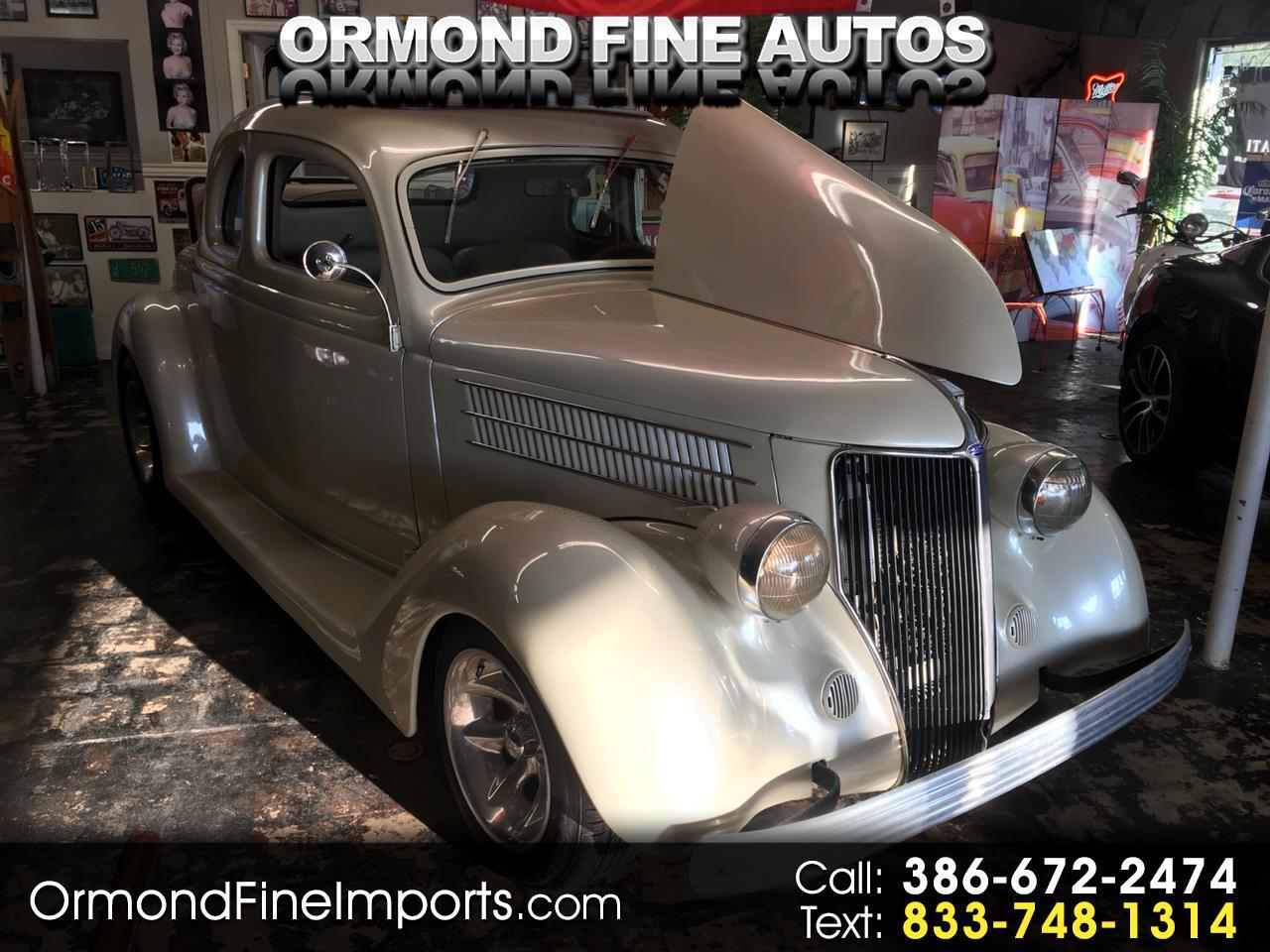 Ford Coupe 5 Window Lowboy 1936