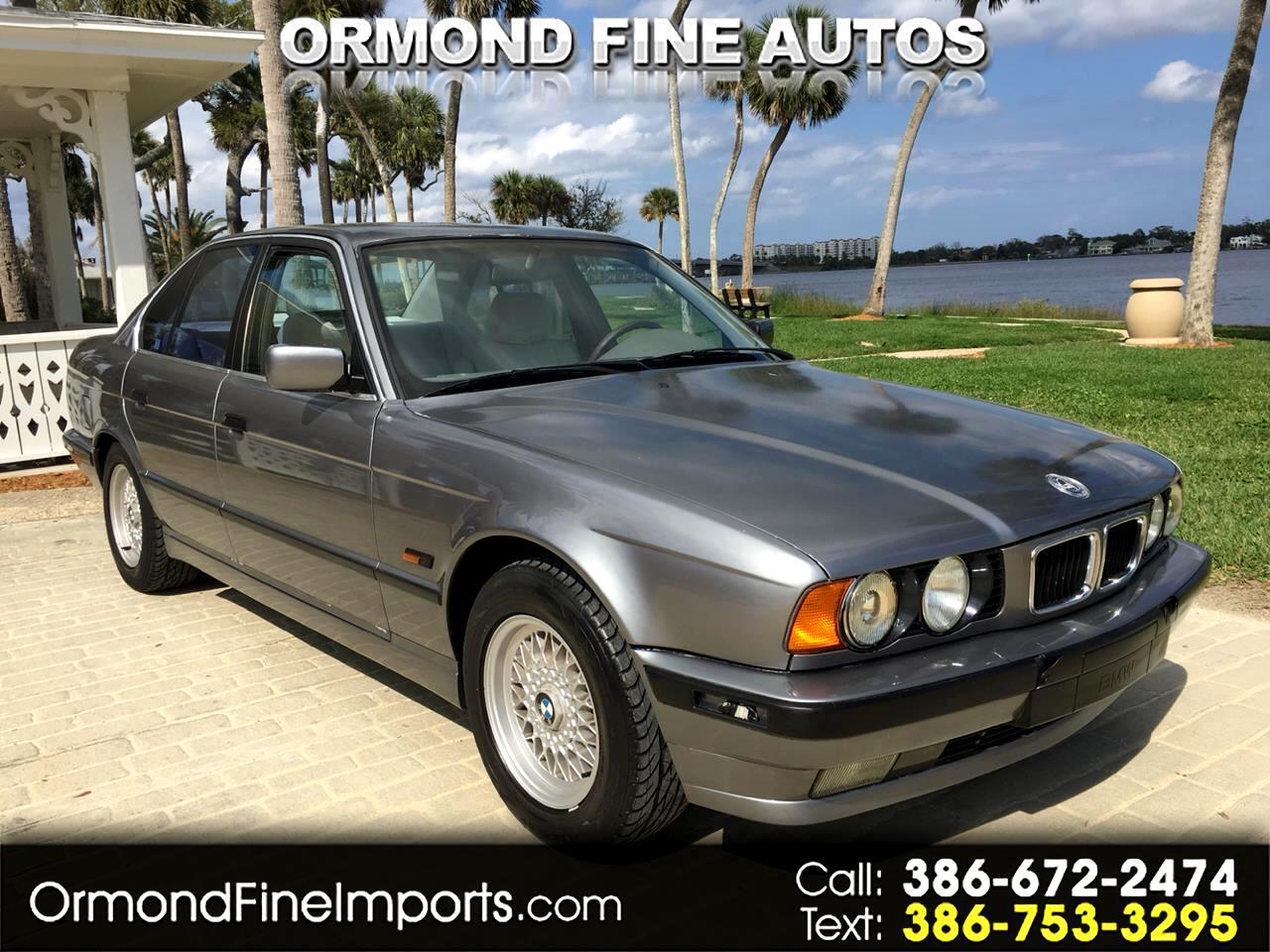 1995 BMW 5-Series 525i