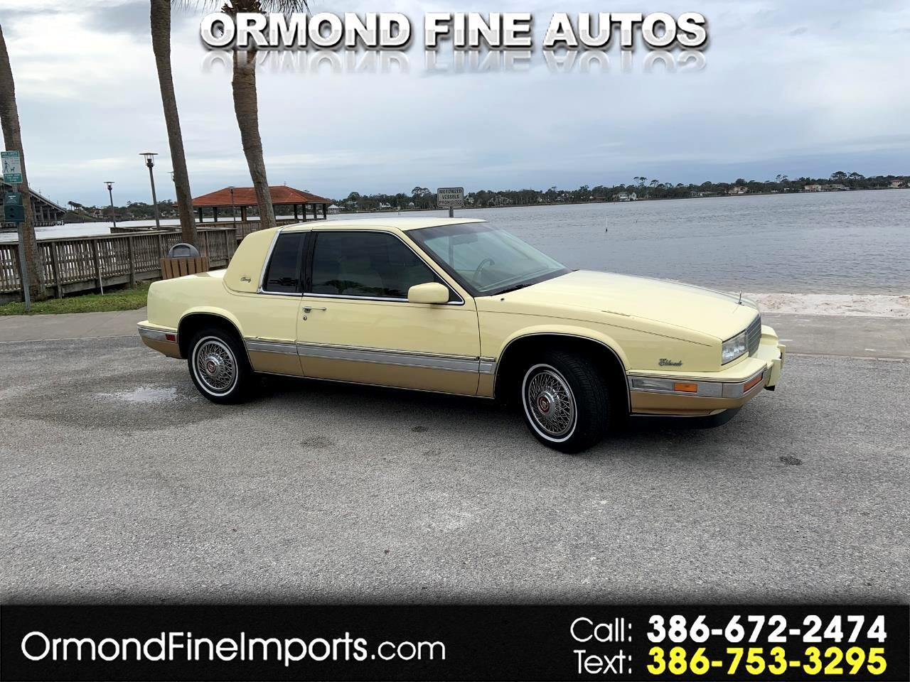 Cadillac Eldorado Coupe 1986