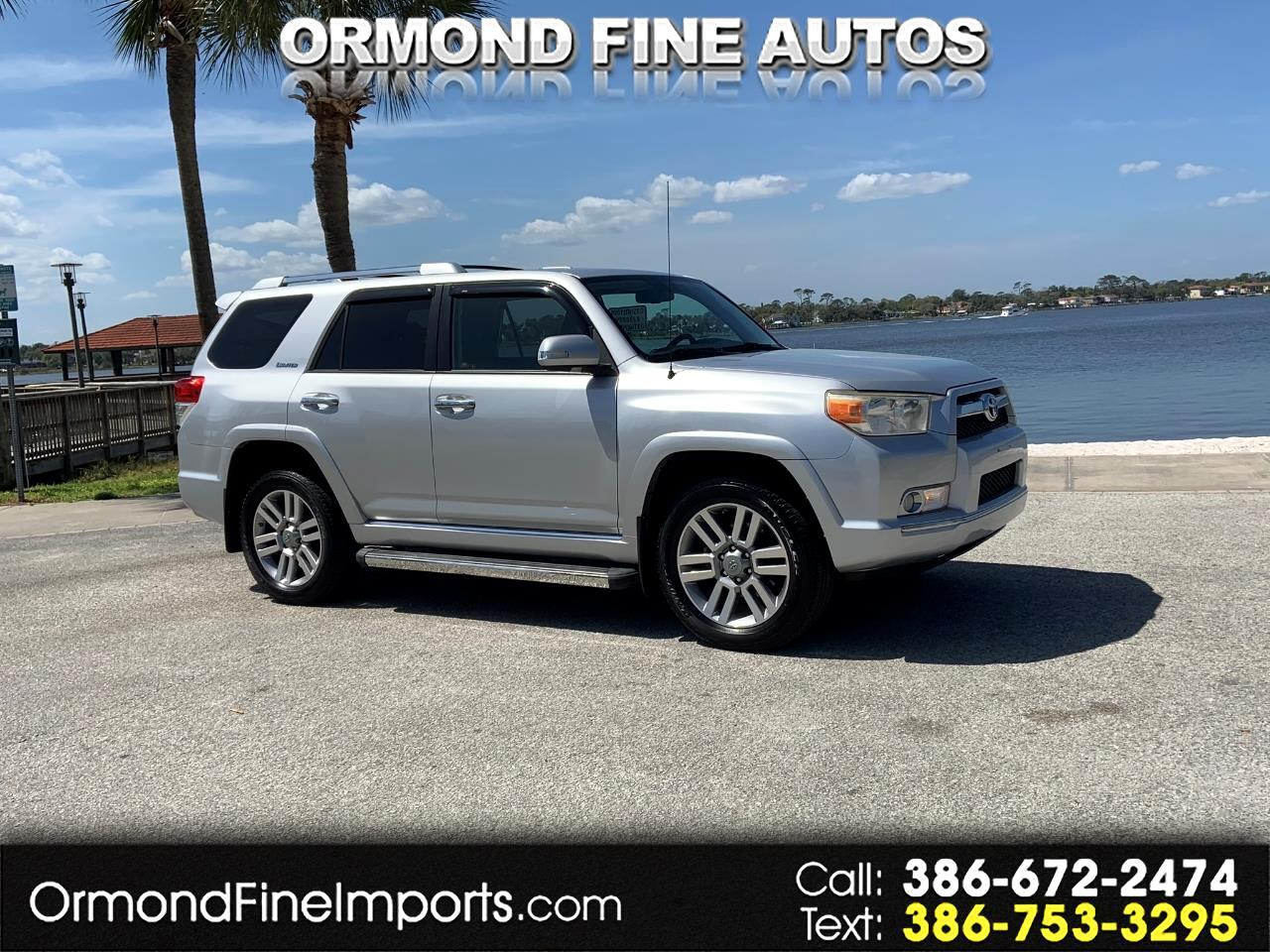 Toyota 4Runner Limited 4WD V6 2010