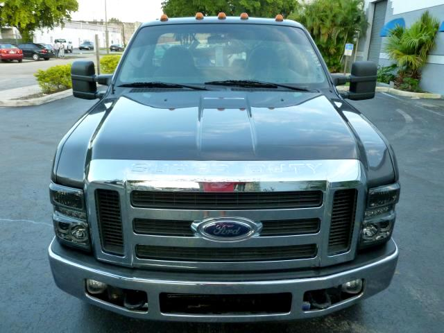 2008 Ford F-350 SD XLT 2WD
