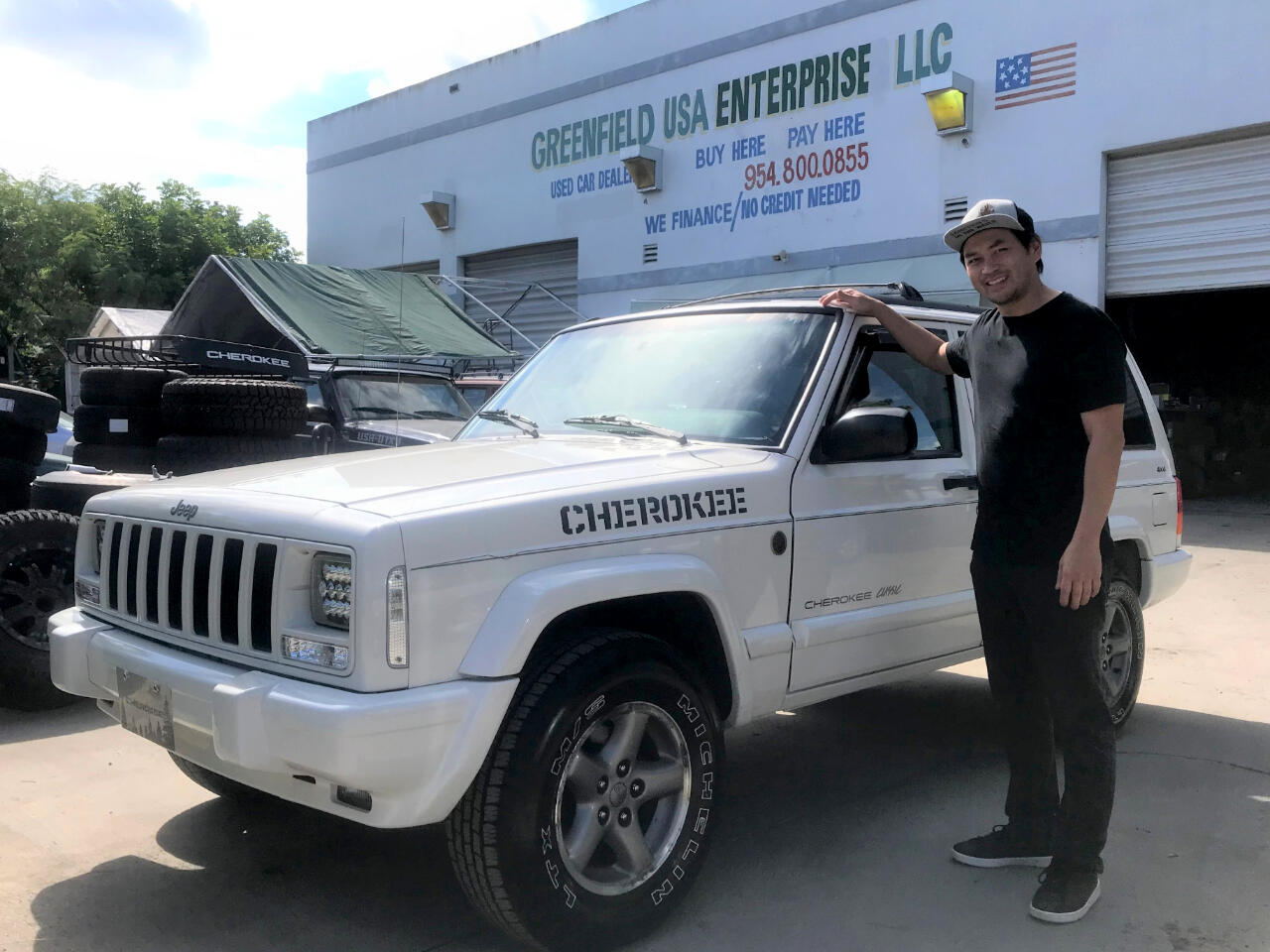 1998 Jeep Cherokee 4dr Classic 4WD