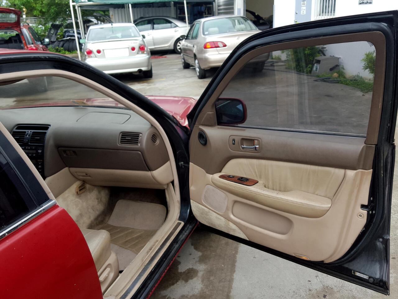 1995 Lexus LS 400 Base