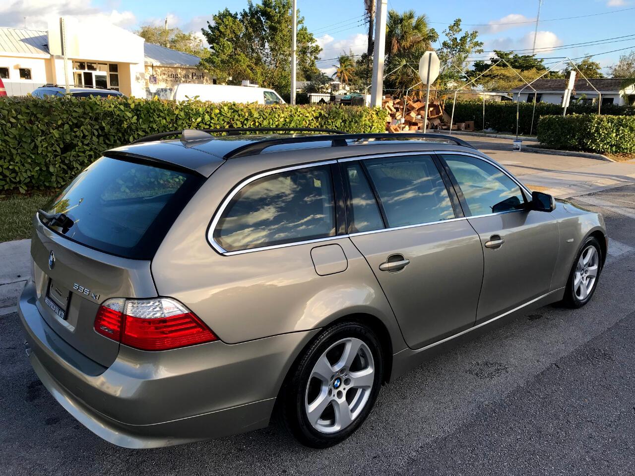 2008 BMW 5-Series Sport Wagon 535xi