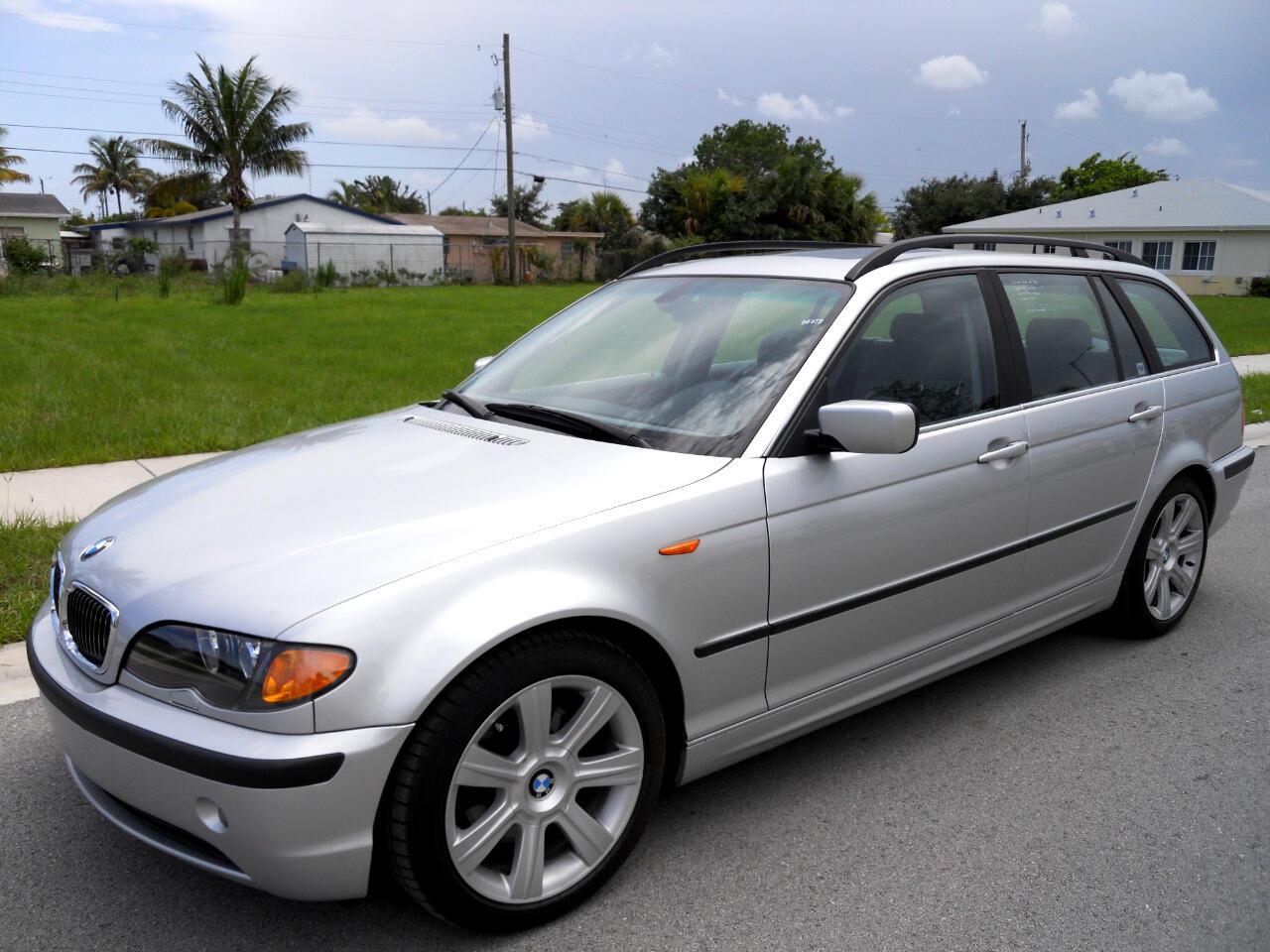 2003 BMW 3-Series Sport Wagon 325i