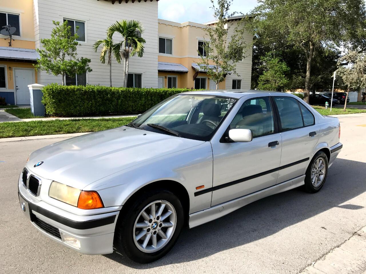 1998 BMW 3-Series 318i