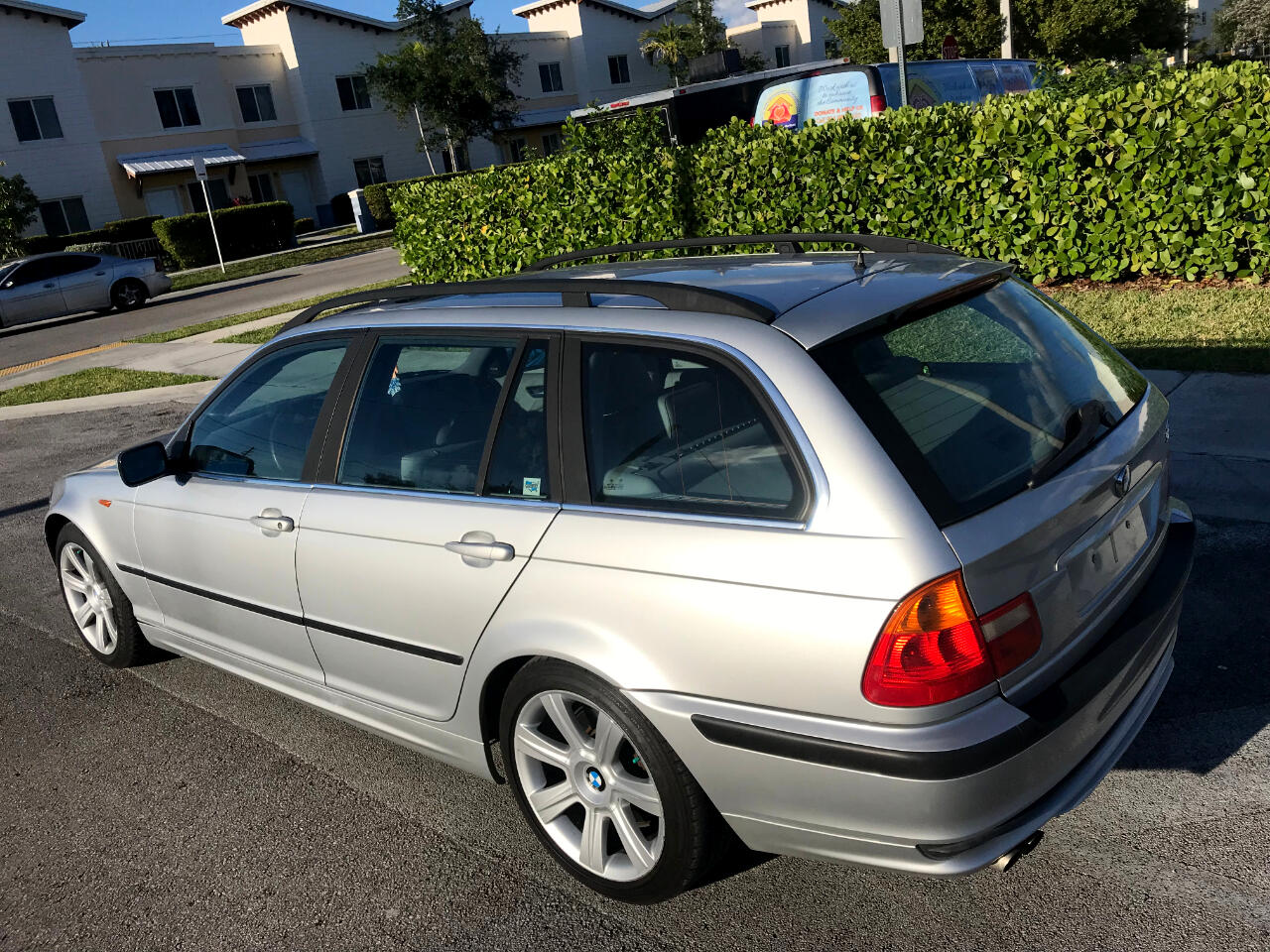 2003 BMW 3-Series Sport Wagon 325i