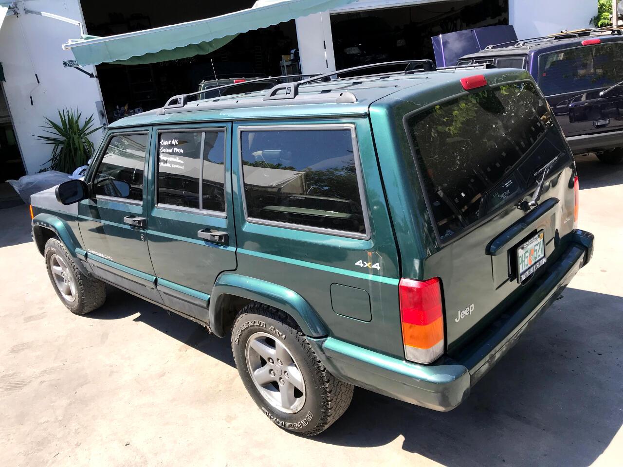 1997 Jeep Cherokee SPORT 4DR 4WHEEL DRIVE