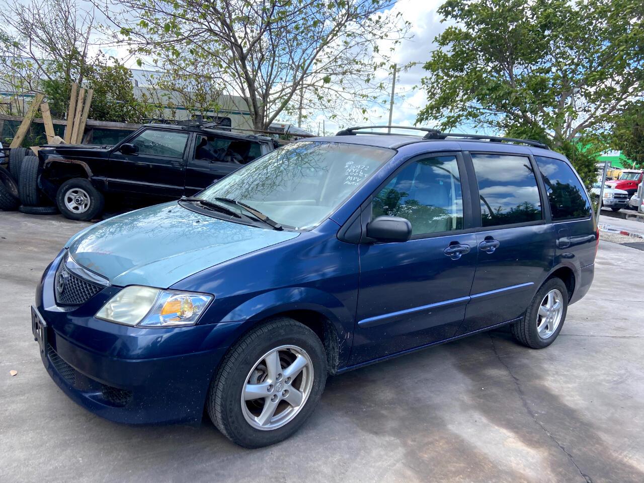 Mazda MPV LX 2002