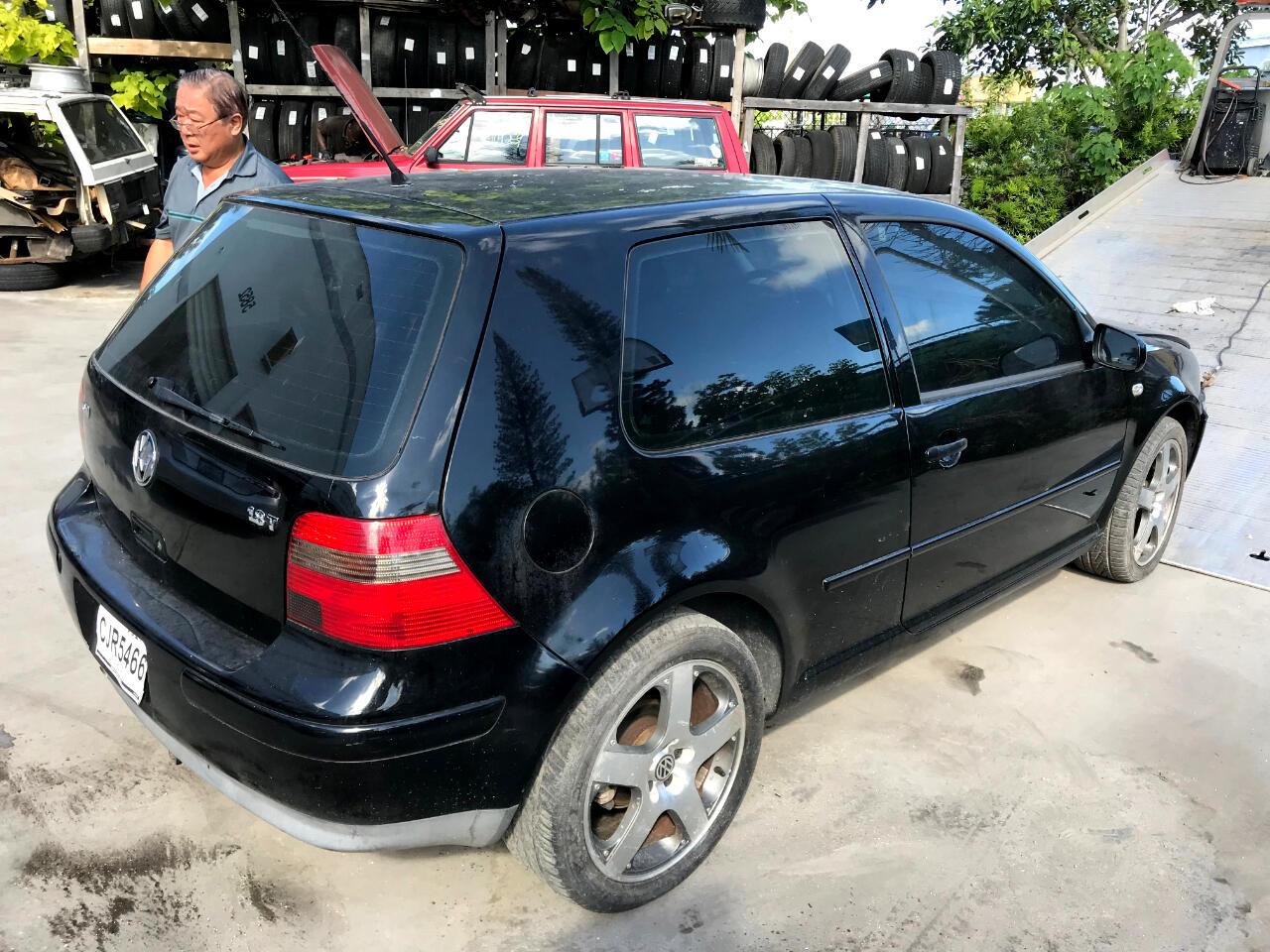 Volkswagen GTI 1.8T 2002