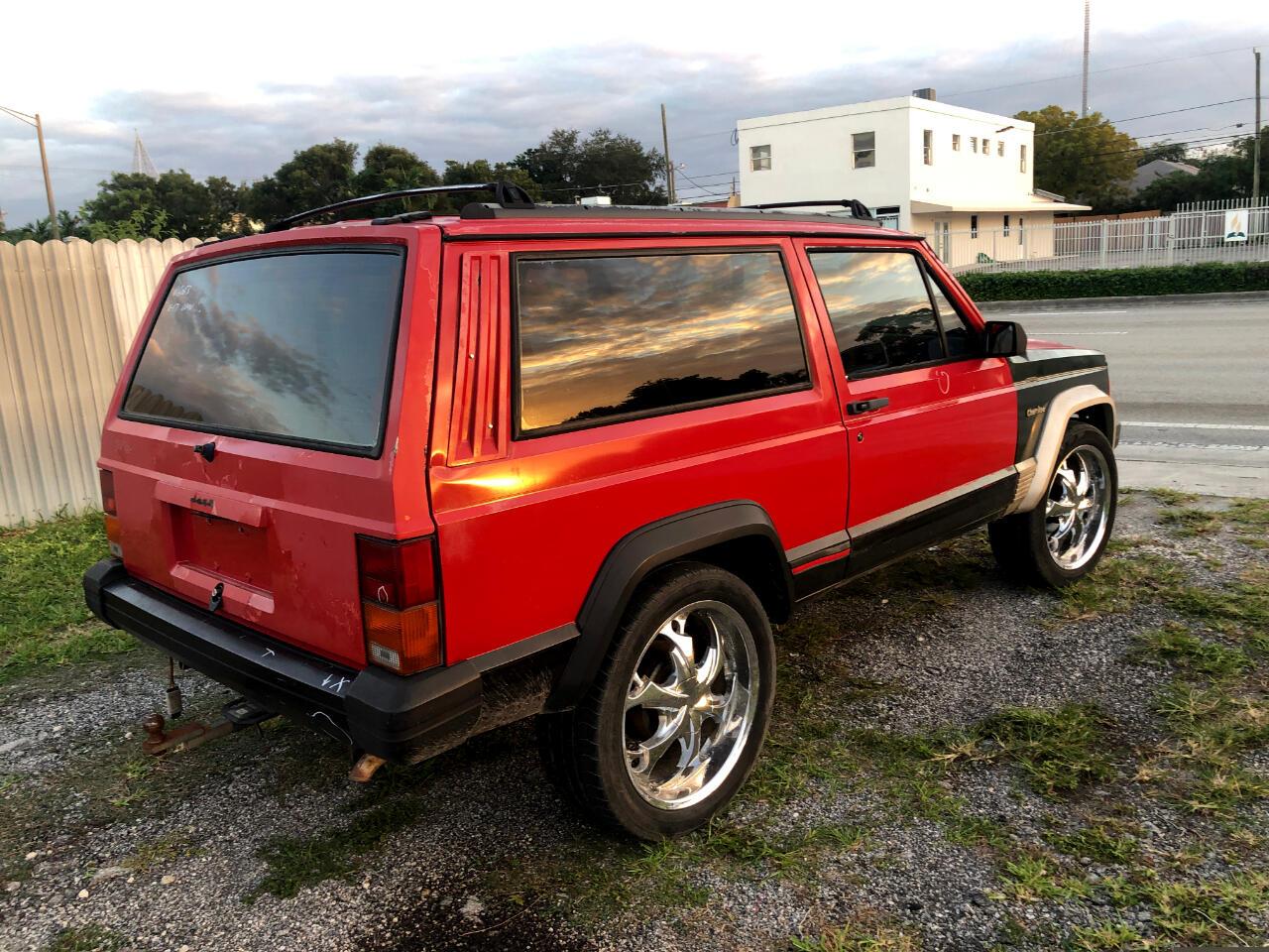 Jeep Cherokee Sport 2-Door 2WD 1994