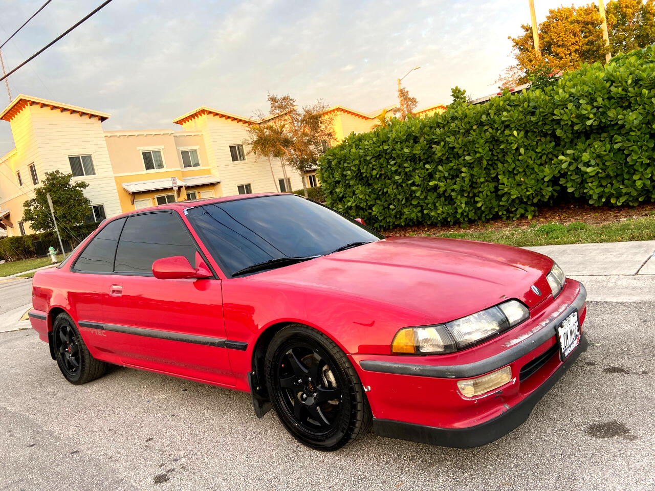 Acura Integra LS Coupe 1992