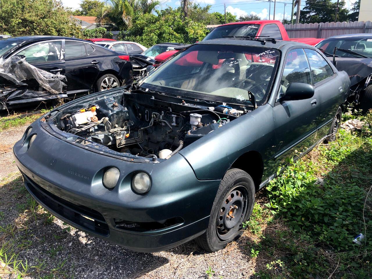 Acura Integra GS-R Sedan 1994