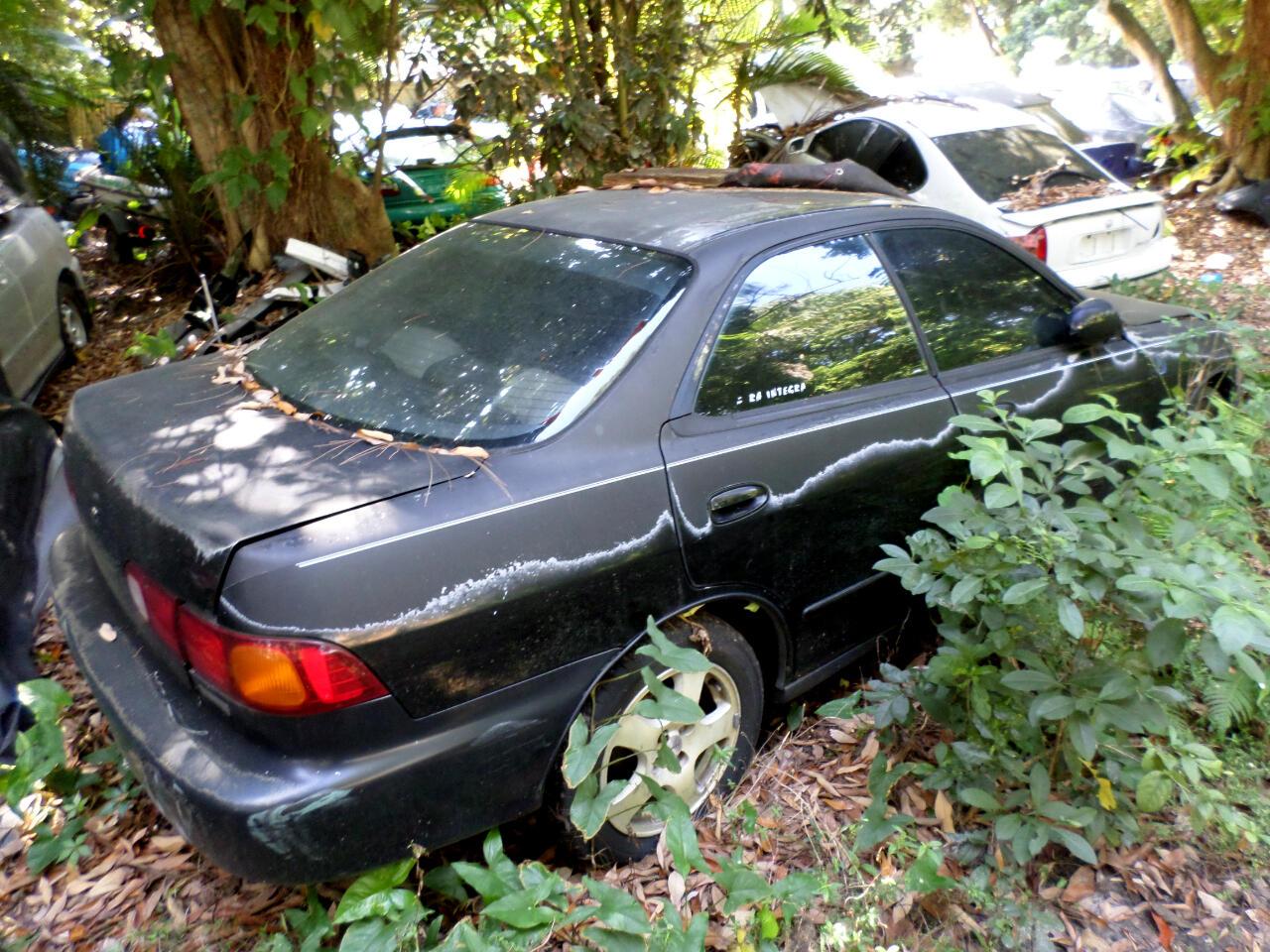 Acura Integra LS Special Sedan 1995