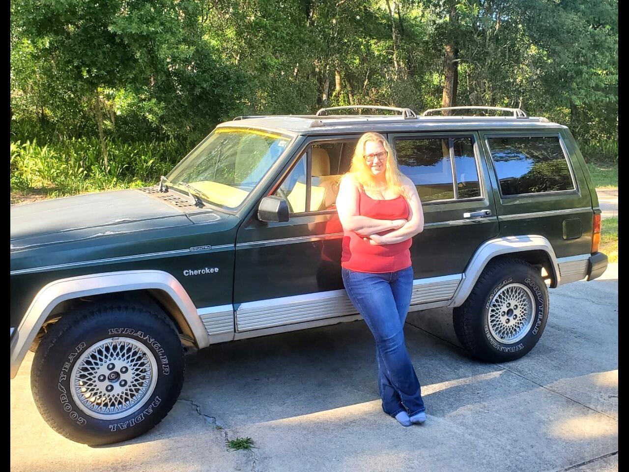 Jeep Cherokee Country 4-Door 2WD 1995