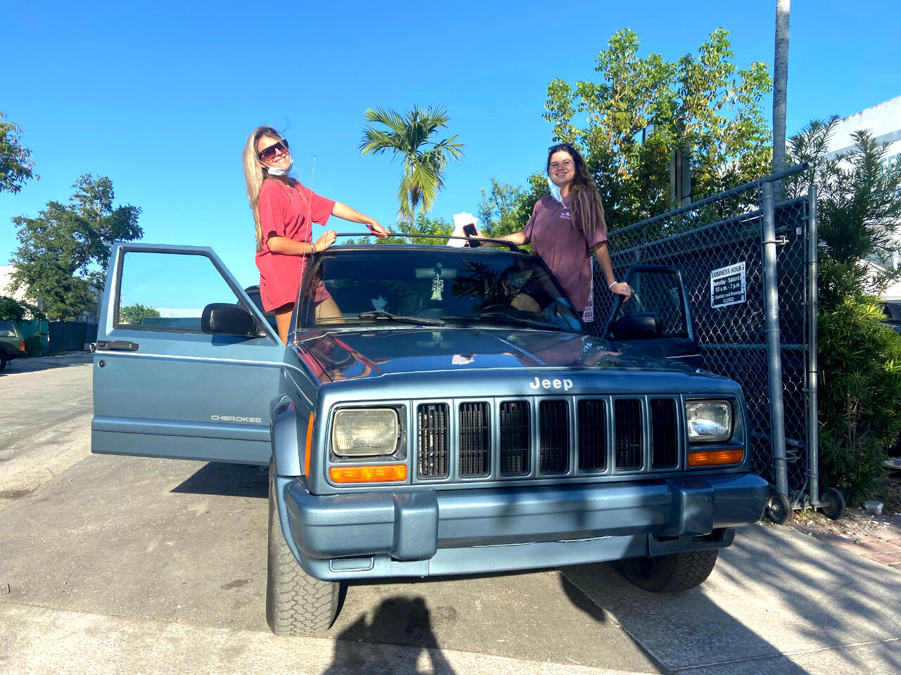 Jeep Cherokee Country 4WD 1997