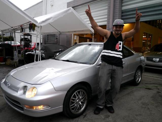 Acura Integra GS Coupe 1997