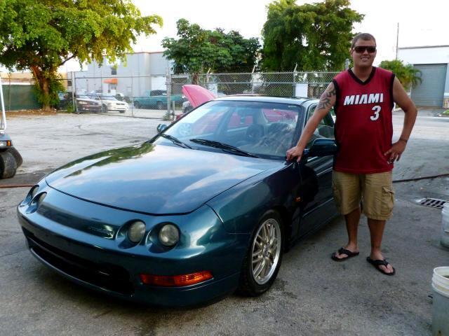Acura Integra GS Sedan 1996