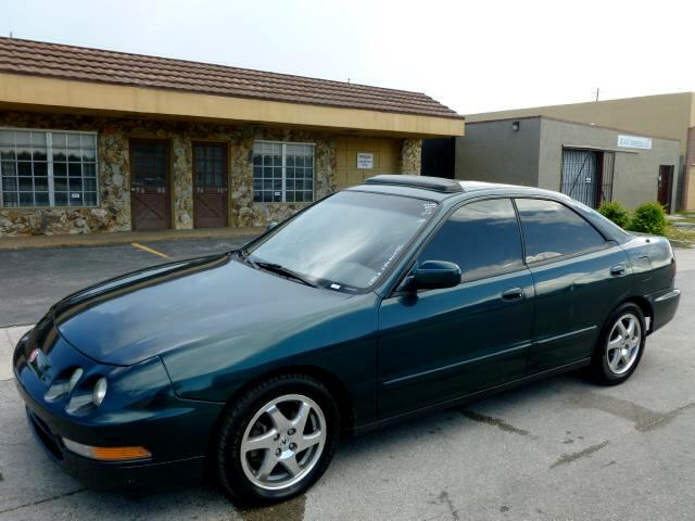 Acura Integra GS-R Sedan 1997