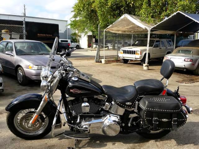 2007 Harley-Davidson FLSTCI Soft Tail