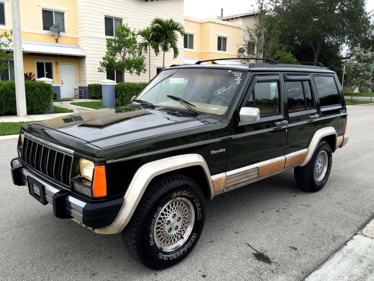 Jeep Cherokee Country 4-Door 4WD 1995