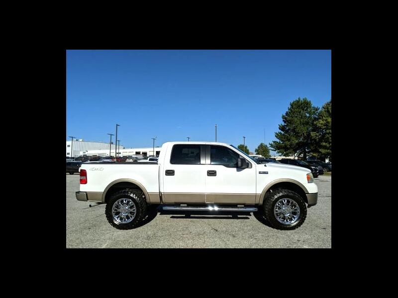 "2006 Ford F-150 4WD SuperCrew 145"" Lariat"