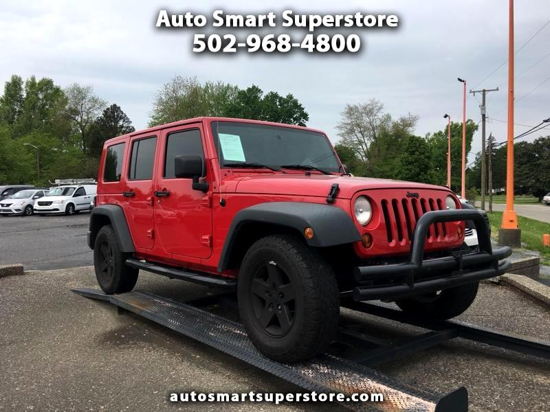 2009 Jeep Wrangler Unlimited RWD 4dr Sport
