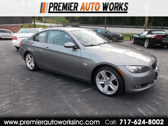 BMW 3-Series 335xi Coupe 2009