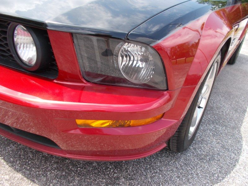 Ford Mustang GT Deluxe Coupe 2007