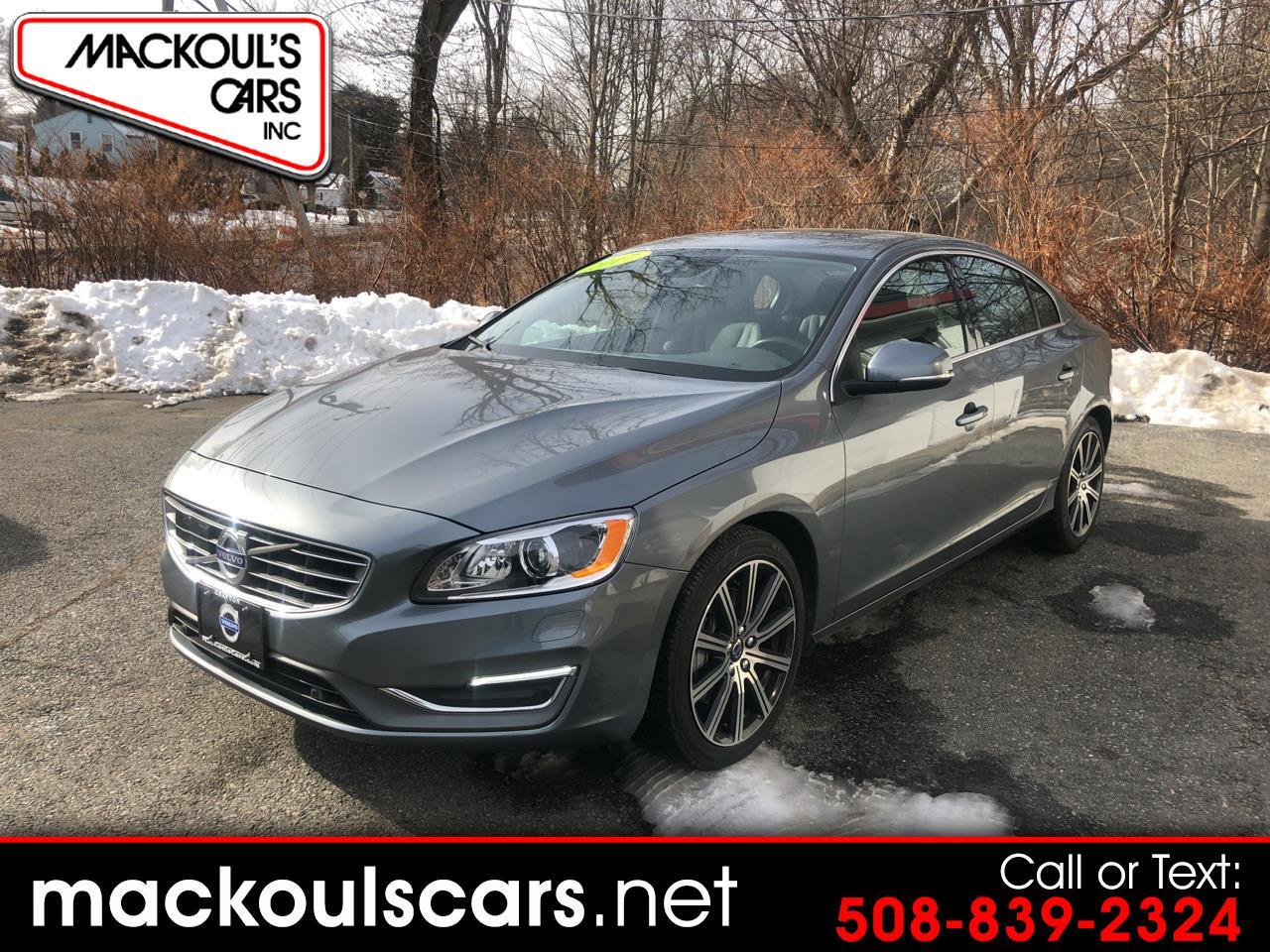 Volvo S60 T5 AWD Inscription Platinum 2017