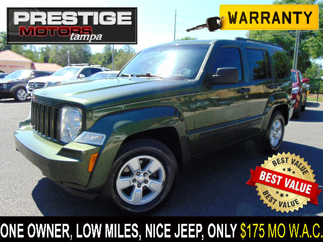 2009 Jeep Liberty Sport 2WD