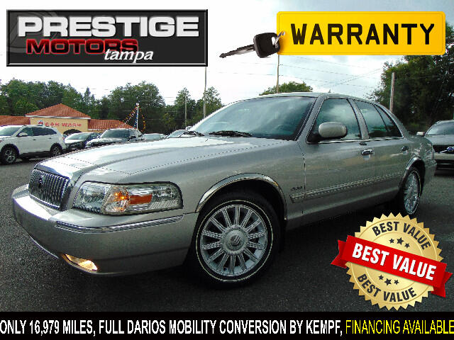 2010 Mercury Grand Marquis Ultimate Edition
