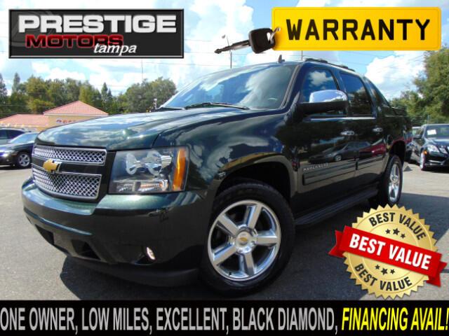 2013 Chevrolet Avalanche LT W/Black Diamond