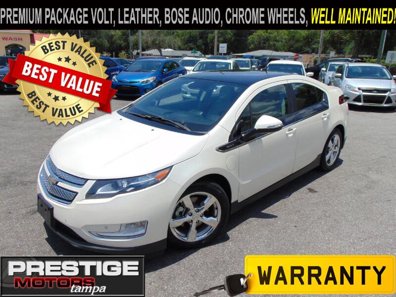 Chevrolet Volt Premium 2012