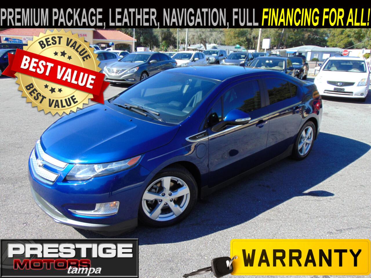 Chevrolet Volt Premium w/ Navigation 2013