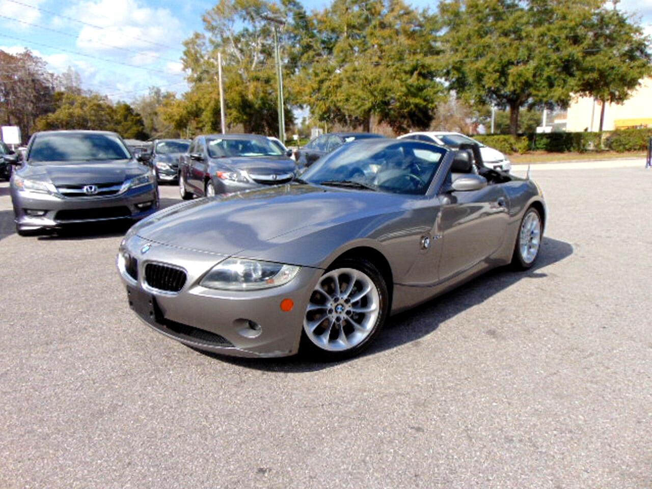 BMW Z4 2.5i 2005