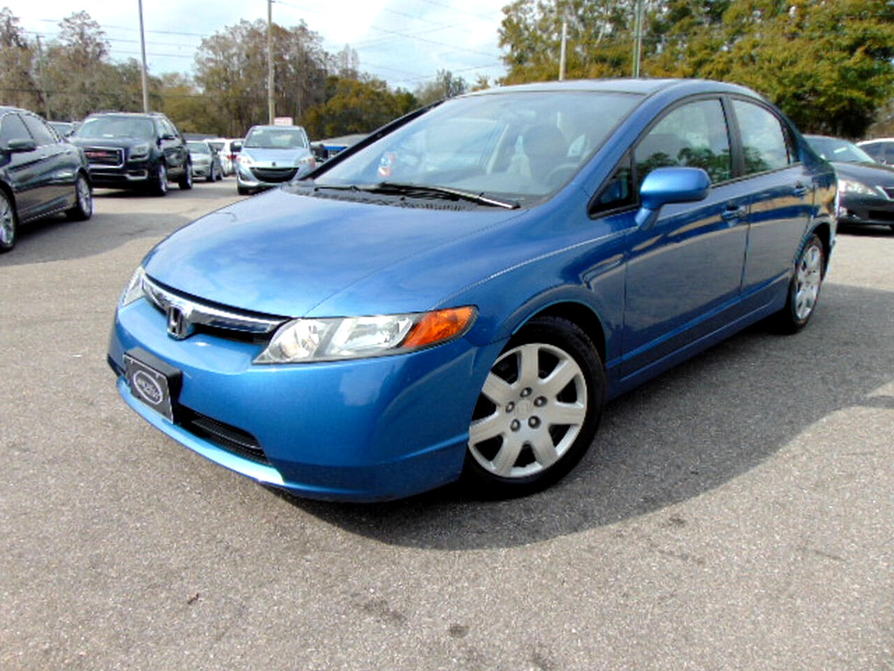 Honda Civic LX sedan 2006