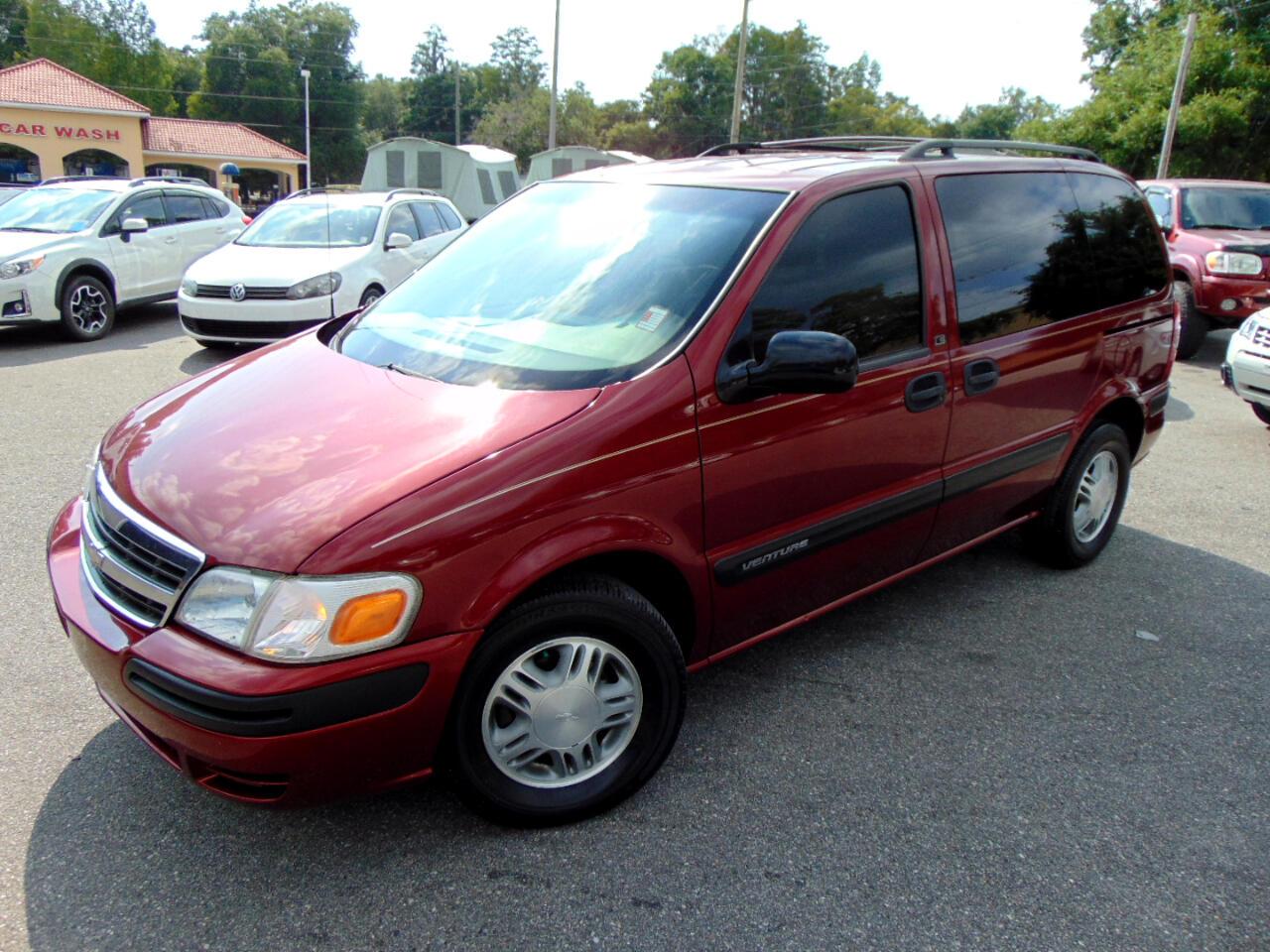 Chevrolet Venture Regular Wheelbase LS 2002