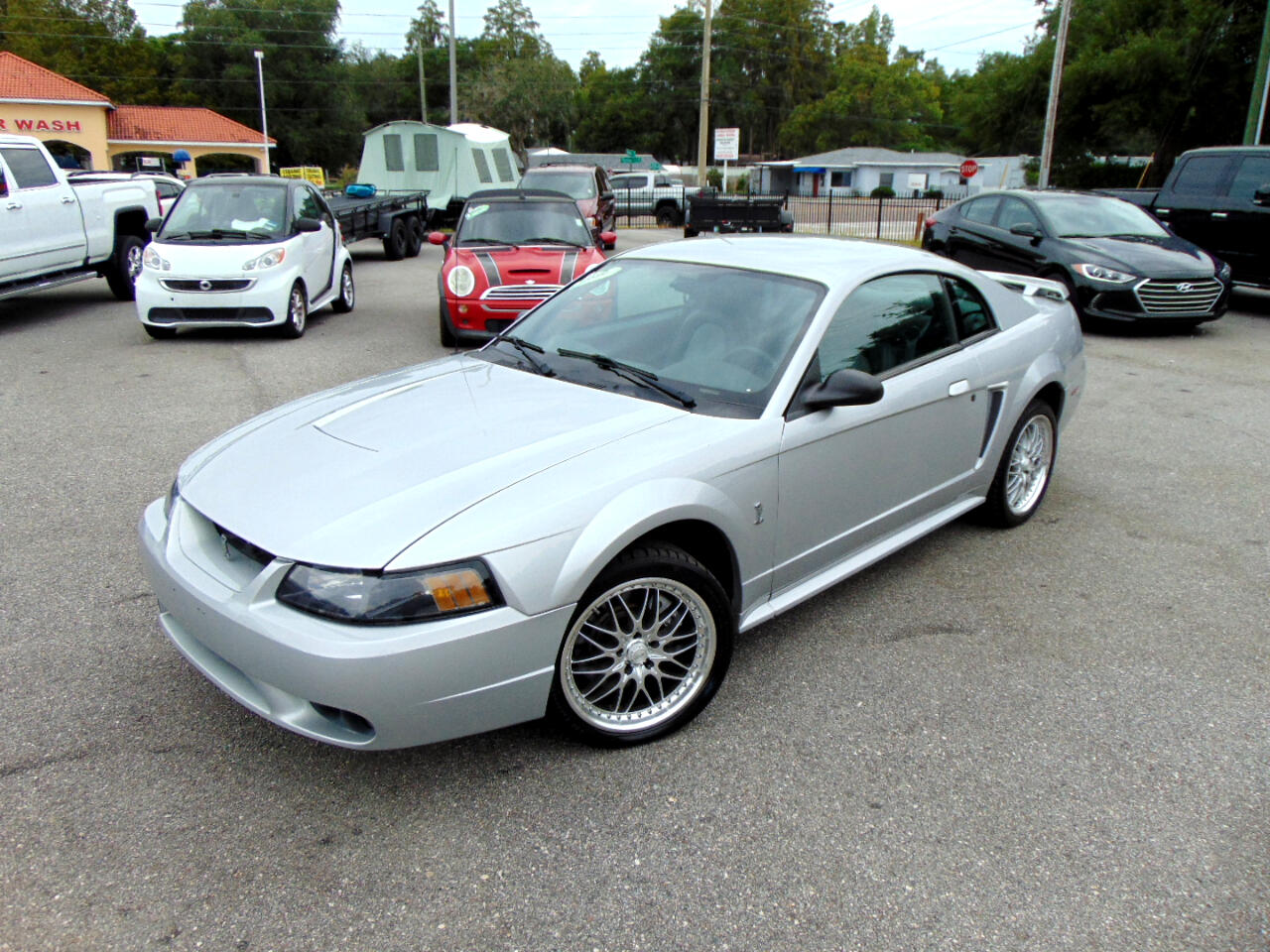 Ford Mustang Cobra Coupe 2001