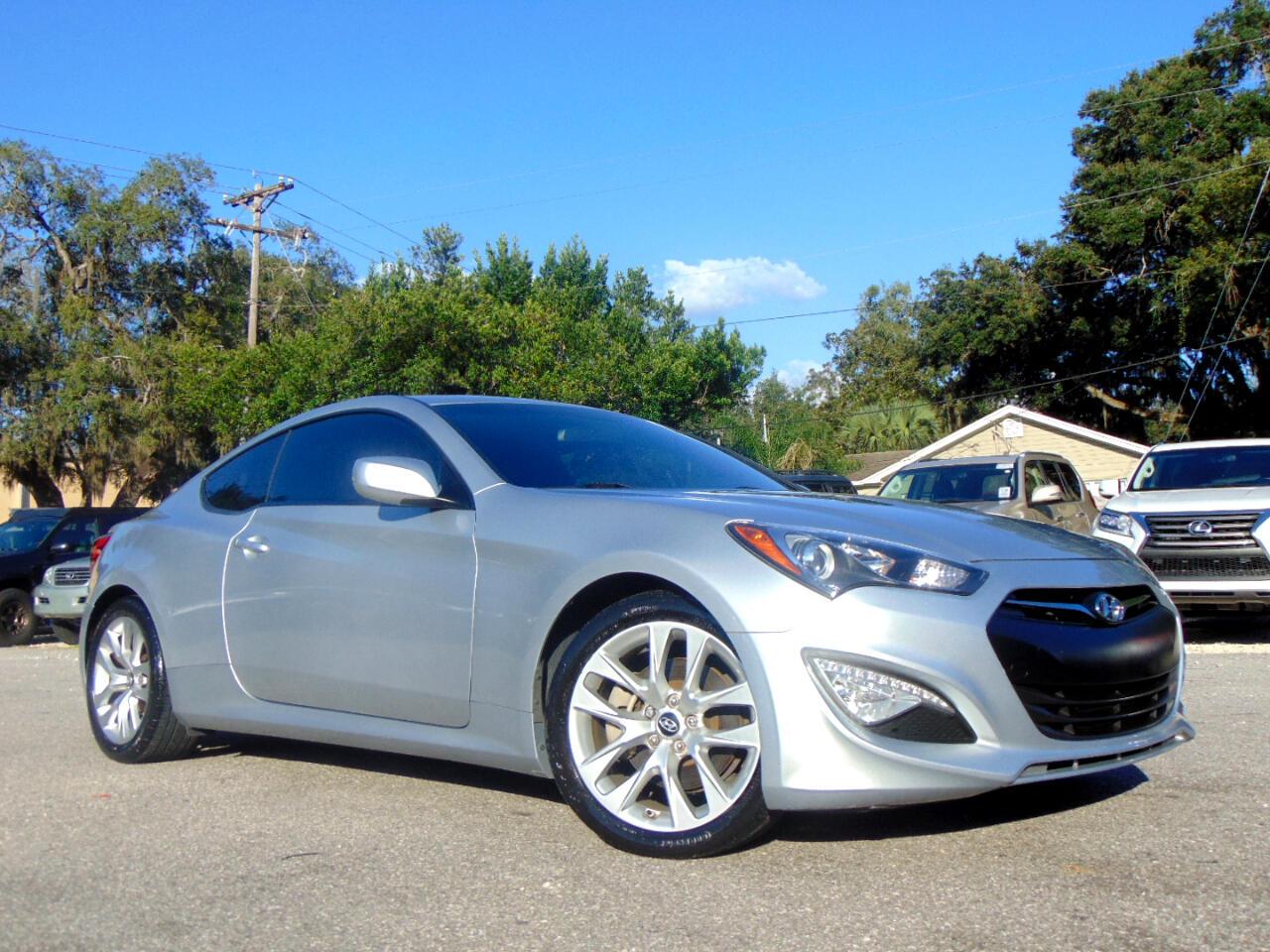 Hyundai Genesis Coupe 2.0T Auto 2013