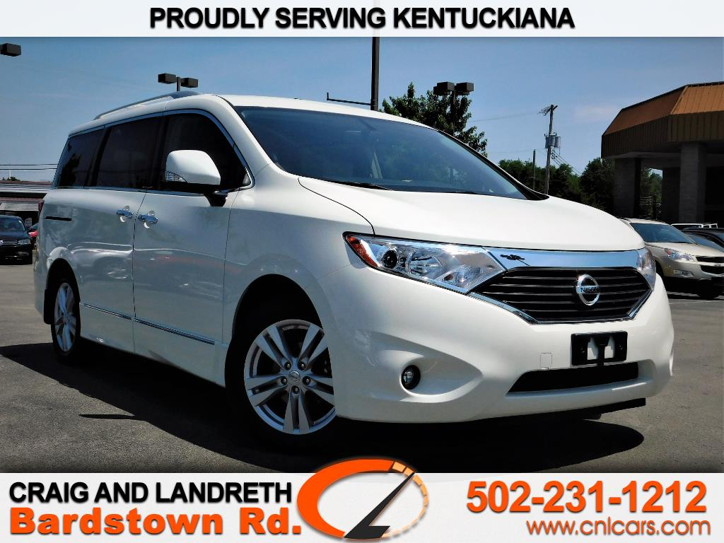 used 2015 nissan quest 3 5 sl for sale in louisville ky 40291 craig and landreth cars fern creek. Black Bedroom Furniture Sets. Home Design Ideas