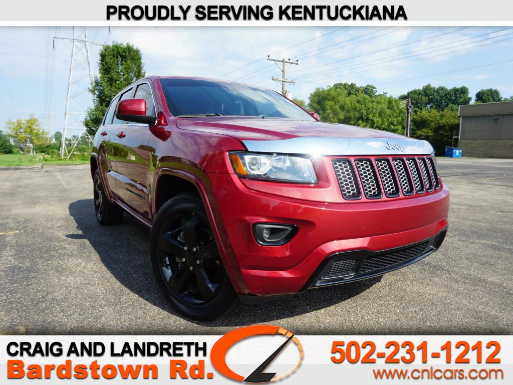 2015 Jeep Grand Cherokee RWD 4dr Altitude