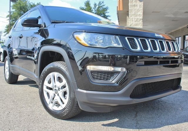 2017 Jeep Compass Sport 4WD