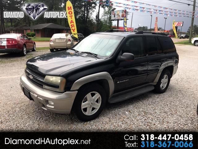 2003 Chevrolet TrailBlazer LTZ 2WD