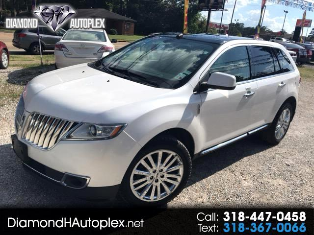 2011 Lincoln Lincoln MKX FWD