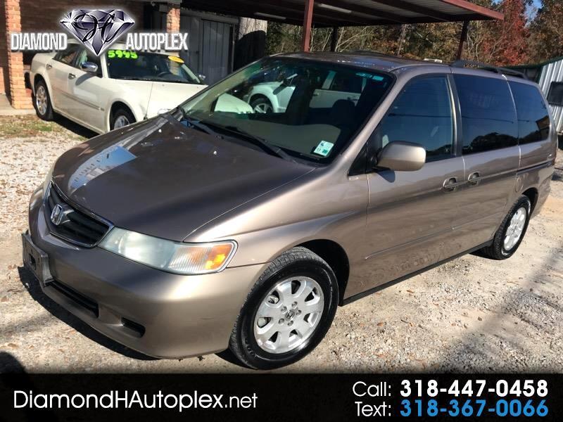 2004 Honda Odyssey EX w/ DVD